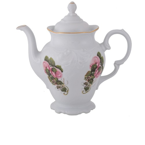 Teapot 1200ml White