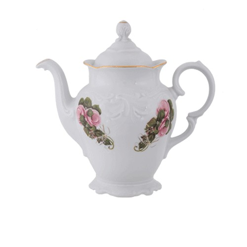Teapot 900ml White