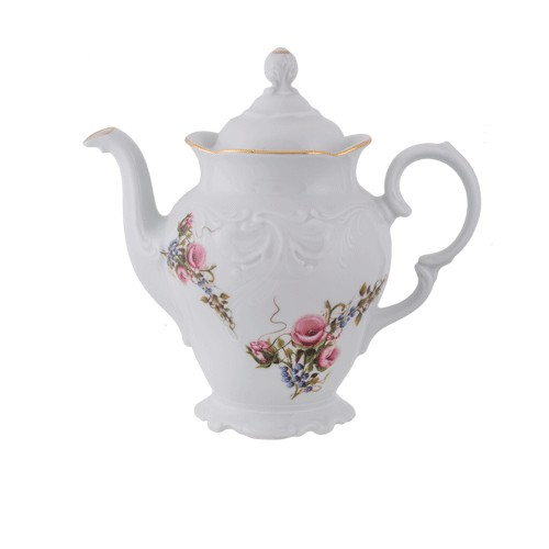 Teapot White Gold 900ml